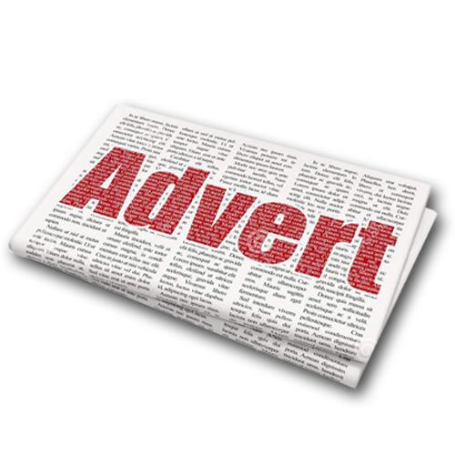 Latest Newspaper Advert